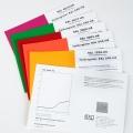 Conjunto de padrões de cores RAL 840 - HR