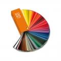Paleta de cores RAL K5