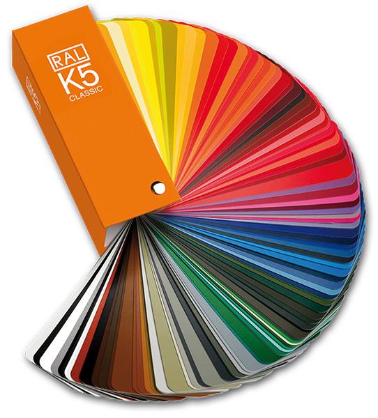 Paleta K5 e K7 em alemão explicações do uso