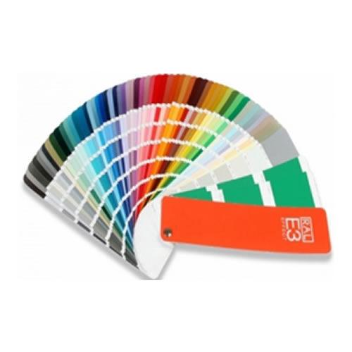 Paleta de cores RAL E3